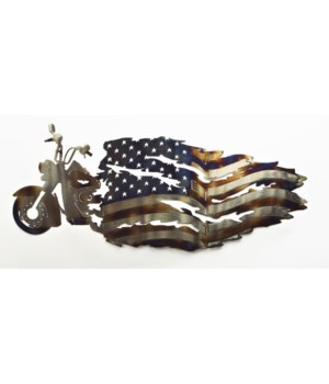 HARLEY TATTERED FLAG