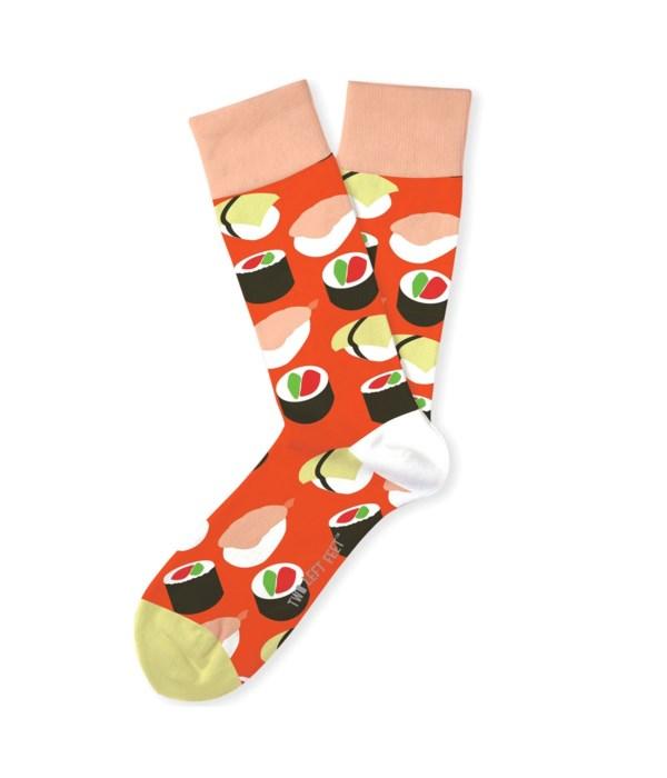 Sushi S/M Socks 4PC