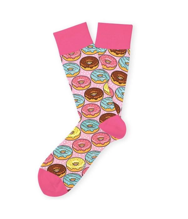 Go Nut 4 Donut S/M Socks 4PC