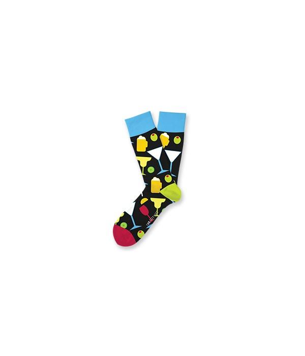 Happy Hour S/M Socks 4PC