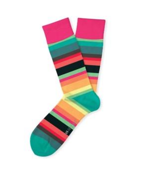 Pinstripes S/M Socks 4PC