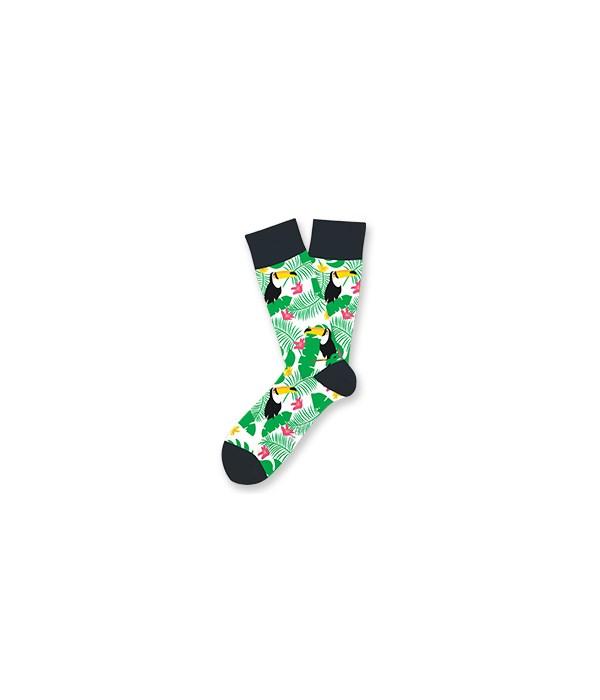 Tropical Tucan S/M Socks 4PC