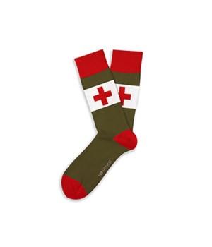 The Medic S/M Socks 4PC