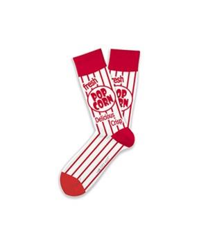 Movie Night S/M Socks 4PC