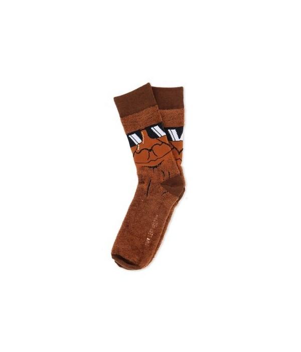 Super Soft! Sasquatch Socks M/L 4PC