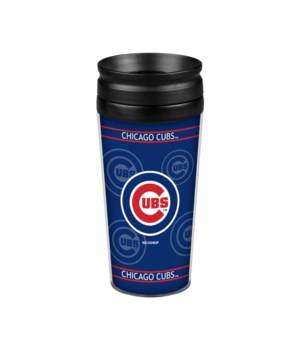 ACRYLIC TRAVEL MUG - CHIC CUBS