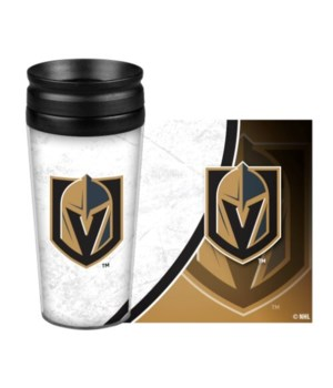 ACRYLIC TRAVEL MUG - LAS VEGAS GOLDEN KN