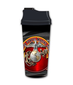Marines Acrylic Travel Mug