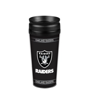 ACRYLIC TRAVEL MUG - OAK RAIDERS