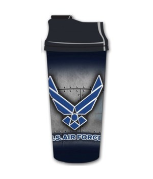 US Air Force Acrylic Travel Mug