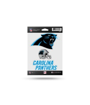TRIPLE SPIRIT STICKER - CAR PANTHERS