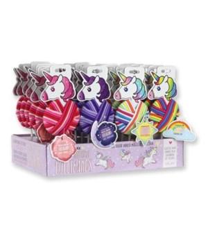 Unicorn Lollibands 24PC Display