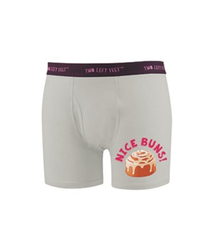 Nice Buns Large Men's Underware 2PC