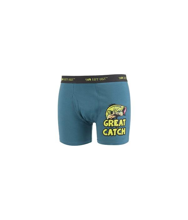 Great Catch Large Men's Underware 2PC
