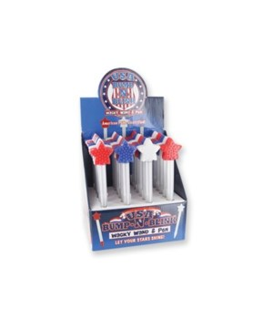 USA Bump-n-Blink Wand & Pen 24PC