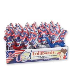 USA Lolibands 24PC