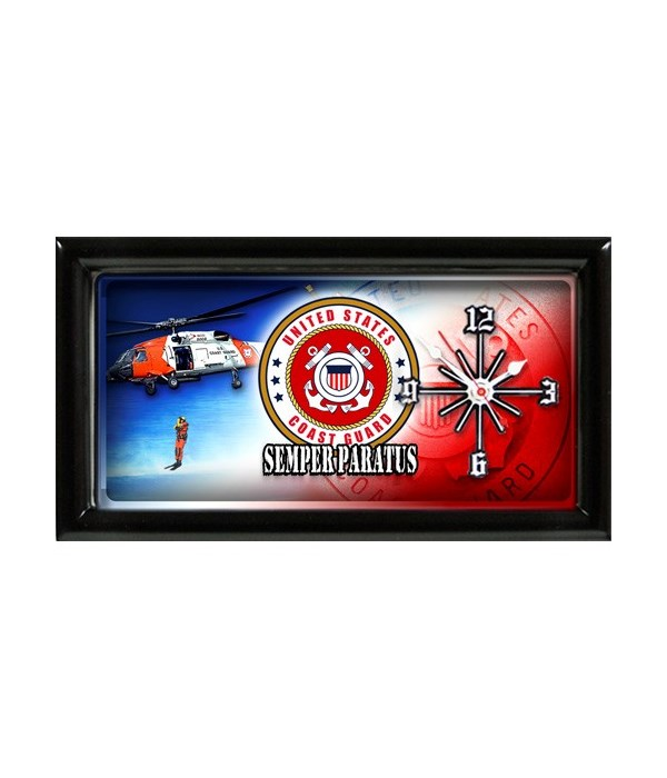 US Coast Guard Clock