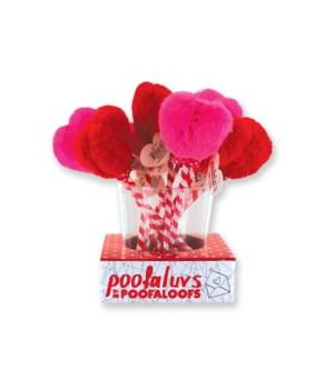 Fuzzy Fluffy Love Writers 24PC