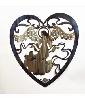 "Angel Heart Wall Art 18"" Wall Art"