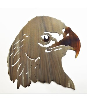 "Eagle Head Wall Art 18"" Wall Art"