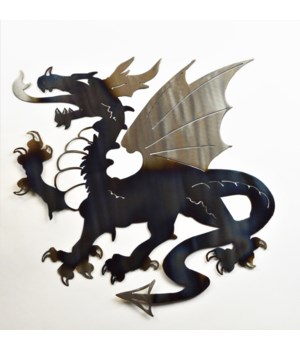 "Dragon with tongue Wall Art 18"" Wall Art"