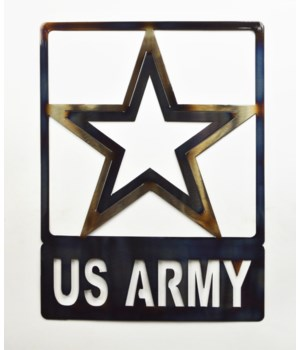 "ARMY 18"" Wall Art"