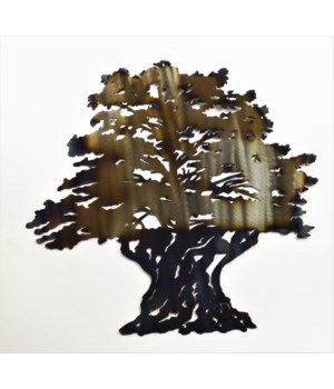 "ANCIENT OLIVE TREE 18"" Wall Art"
