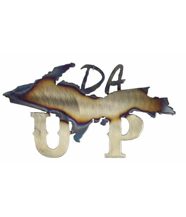 "The Da UP 18"" Wall Art"