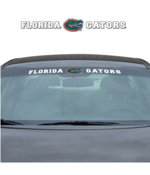 WINDSHIELD DECAL - FLORIDA GATORS