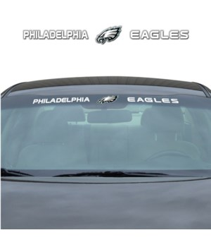WINDSHIELD DECAL - PHIL EAGLES