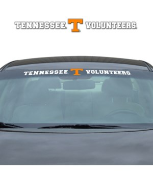 WINDSHIELD DECAL - TENN VOLS