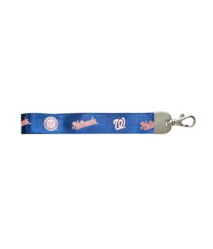 WRISTLET LANYARD - WASH NATIONALS