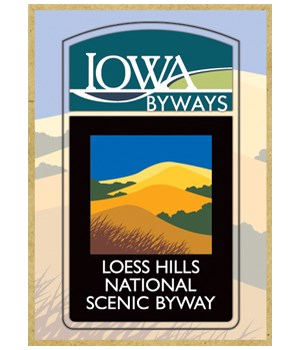 Loess Hills Magnet