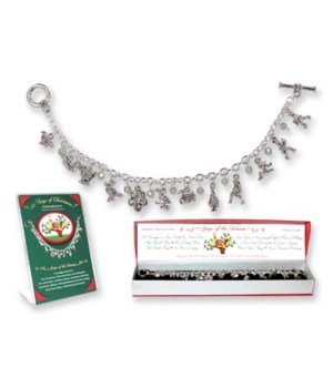 12 Days of Christmas Bracelet