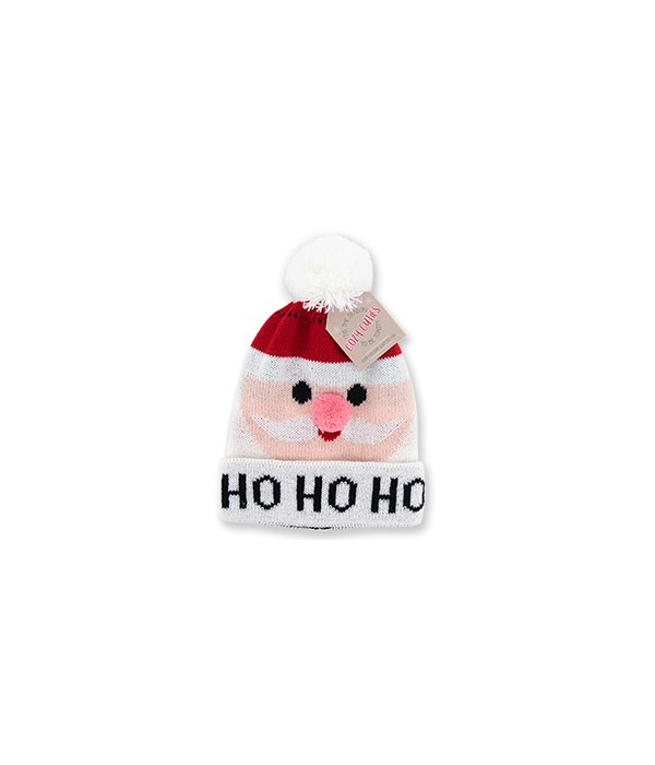 Kid's Holiday Knitted Hat 24PC