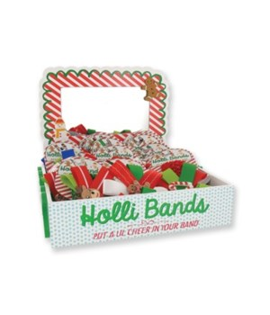 Children's Knit Holiday Headbands