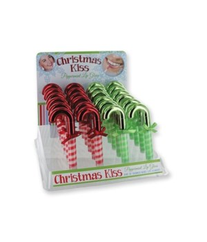 Christmas Kiss Lip Gloss 24PC