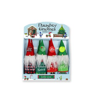 Naughty Gnomes Bottle Wear 24PC