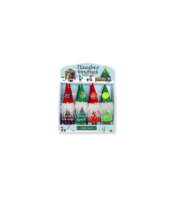 Naughty Gnomes Bottle Wear 24PC