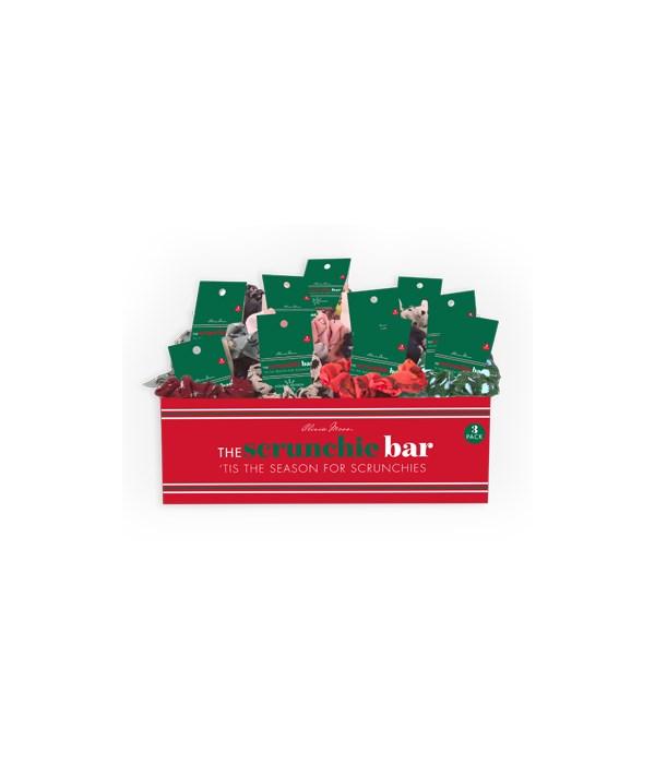 Holiday Scrunchie Bar PC
