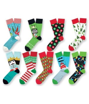 XMAS Sox 'two left feet