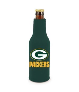 PACKERS BOTTLE ZIPPER