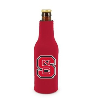 NC STATE WOLF PACK BOTTLE ZIPPER