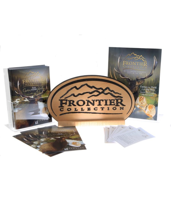 Frontier Kit Marketing Package