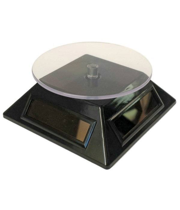 Glimmer Rotating Solar Display