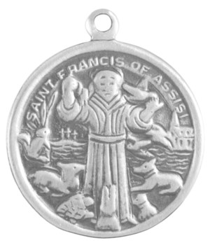 SATIN FIN ST.FRANCIS AISI