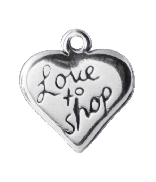LOVE TO SHOP HEART
