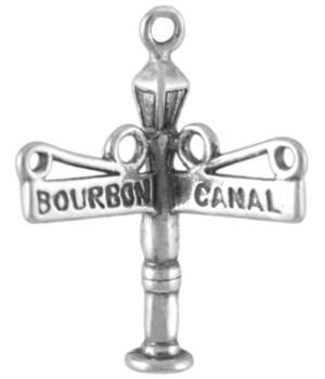 BOURBON & CANAL ST.