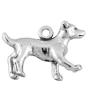 JACK RUELL TERRIER DOG 3-D