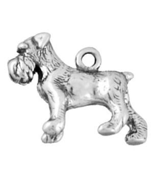 SCHNAUSER DOG  3-D